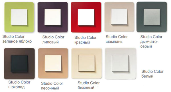 Unica Studio белый